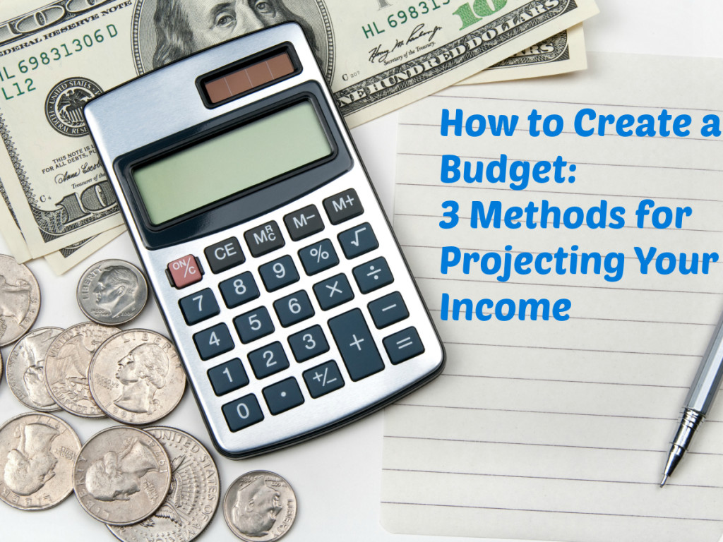 3 Methods Projecting Income