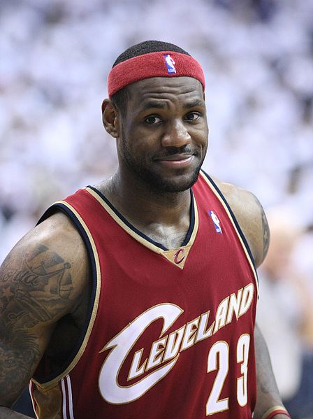 Post image for Lebron James, Wealth, and Taxes