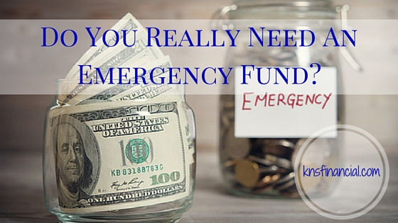Do You Really Need An Emergency Fund
