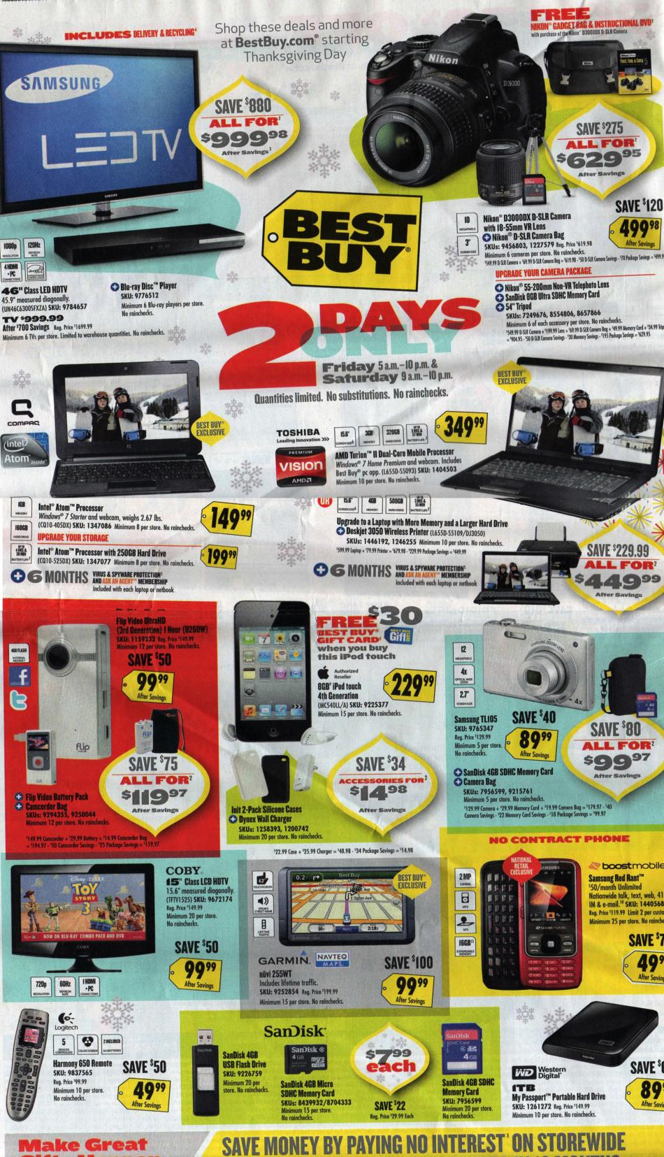 best buy black friday ad 100 images best buy black friday 2011 ad scan  best buy black Guide 2012 Gaming Laptop Looking at Laptop