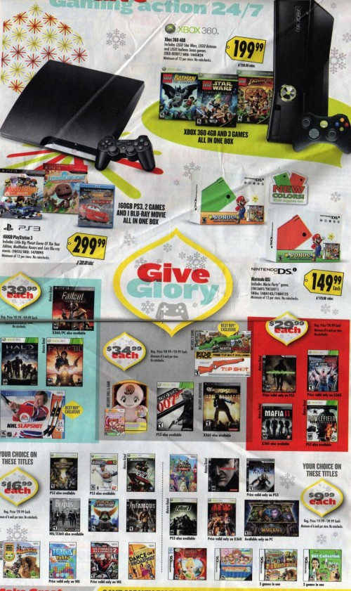 Best Buy Black Friday Ad 2010 Page 05