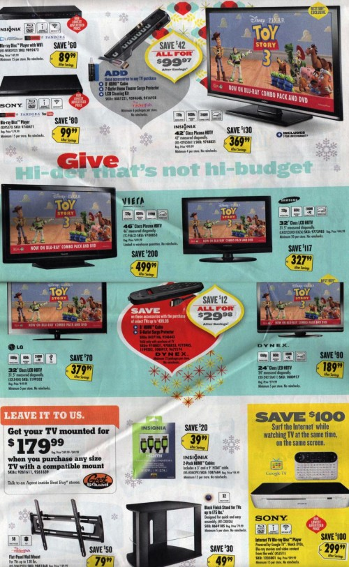 Best Buy Black Friday Ad 2010 Page 08