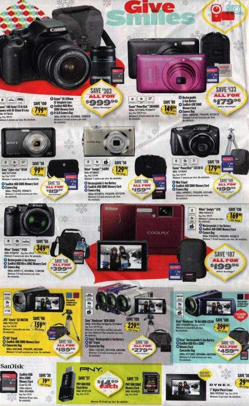 Best Buy Black Friday Ad 2010 Page 11