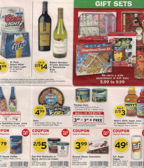Walgreens Black Friday Ad 2010 Page 02