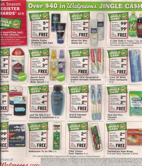 Walgreens Black Friday Ad 2010 Page 08