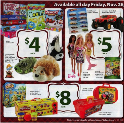 Walmart Black Friday Ad 2010 Page 12