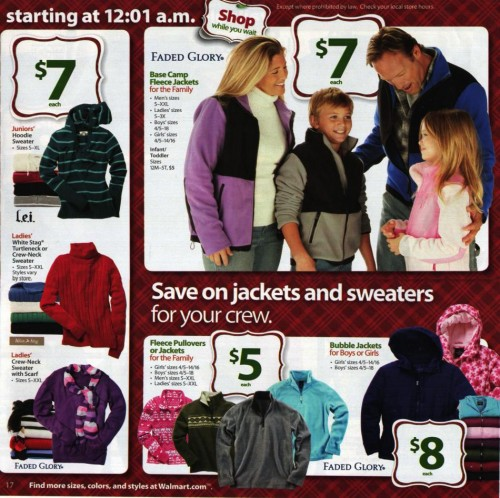 Walmart Black Friday Ad 2010 Page 17