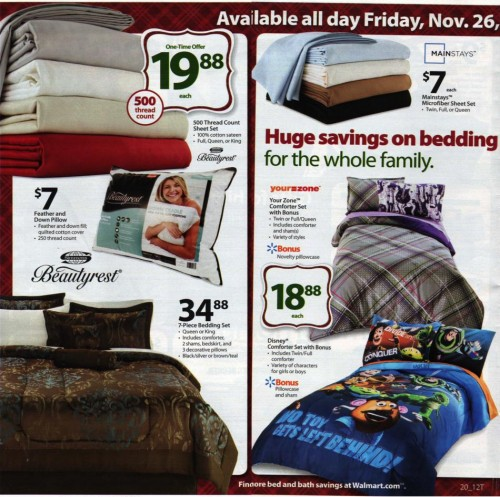 Walmart Black Friday Ad 2010 Page 20