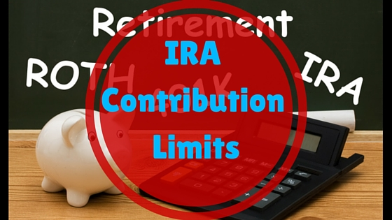 IRA Contribution Limits