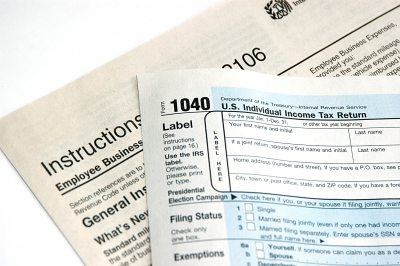 Internal Revenue Service Tax Forms