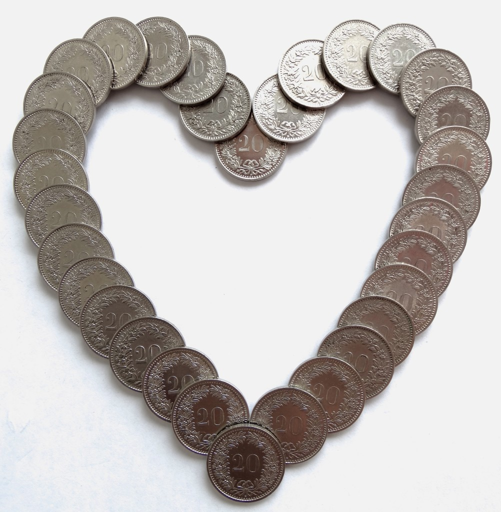 Frugal Valentine Gift Ideas Heart