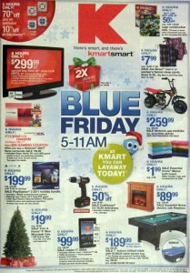 Kmart Black Friday 2011 Ad 01