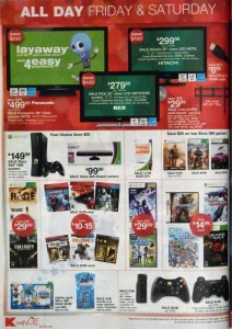 Kmart Black Friday 2011 Ad 16