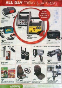 Kmart Black Friday 2011 Ad 19