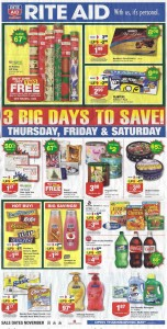 Rite Aid Black Friday 2011 Ad 01