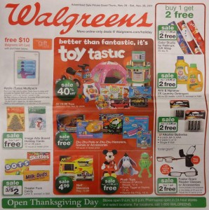Walgreens Black Friday 2011 Ads 01