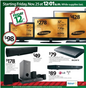 Walmart Black Friday 2011 Ad 02