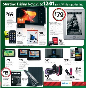Walmart Black Friday 2011 Ad 04