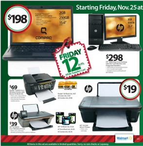 Walmart Black Friday 2011 Ad 06