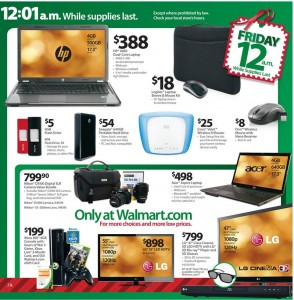 Walmart Black Friday 2011 Ad 07