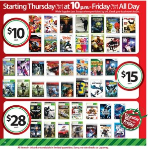 Walmart Black Friday 2011 Ad 09