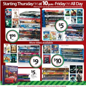 Walmart Black Friday 2011 Ad 10