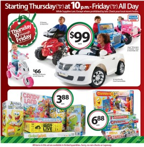 Walmart Black Friday 2011 Ad 12
