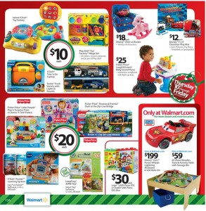 Walmart Black Friday 2011 Ad 13