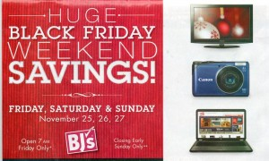BJs Black Friday Ad Scan 01