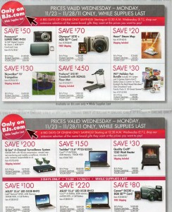 BJs Black Friday Ad Scan 17