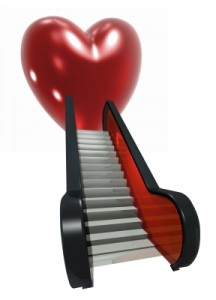 Heart Stairs