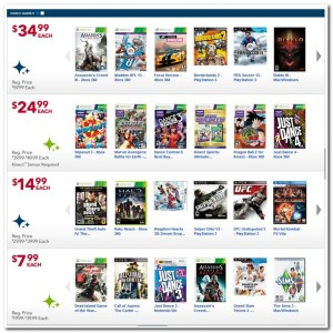 Best Buy Black Friday 2012 Ad Scan 10