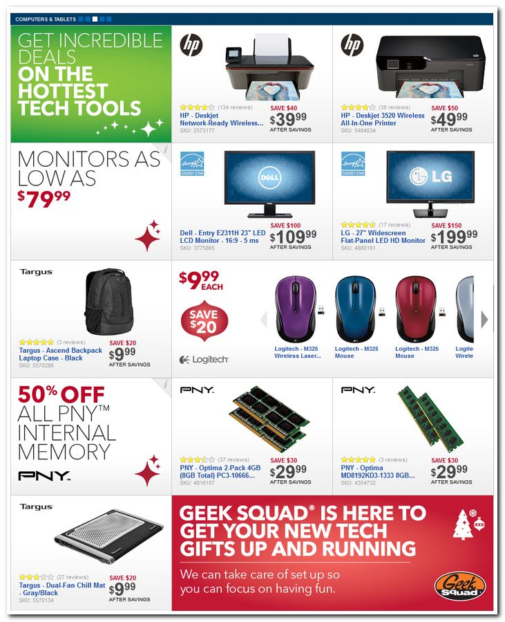 Best Buy Black Friday 2012 Deals Amp Ad Scan