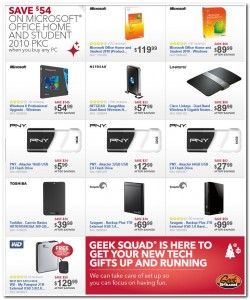 Best Buy Black Friday 2012 Ad Scan 14