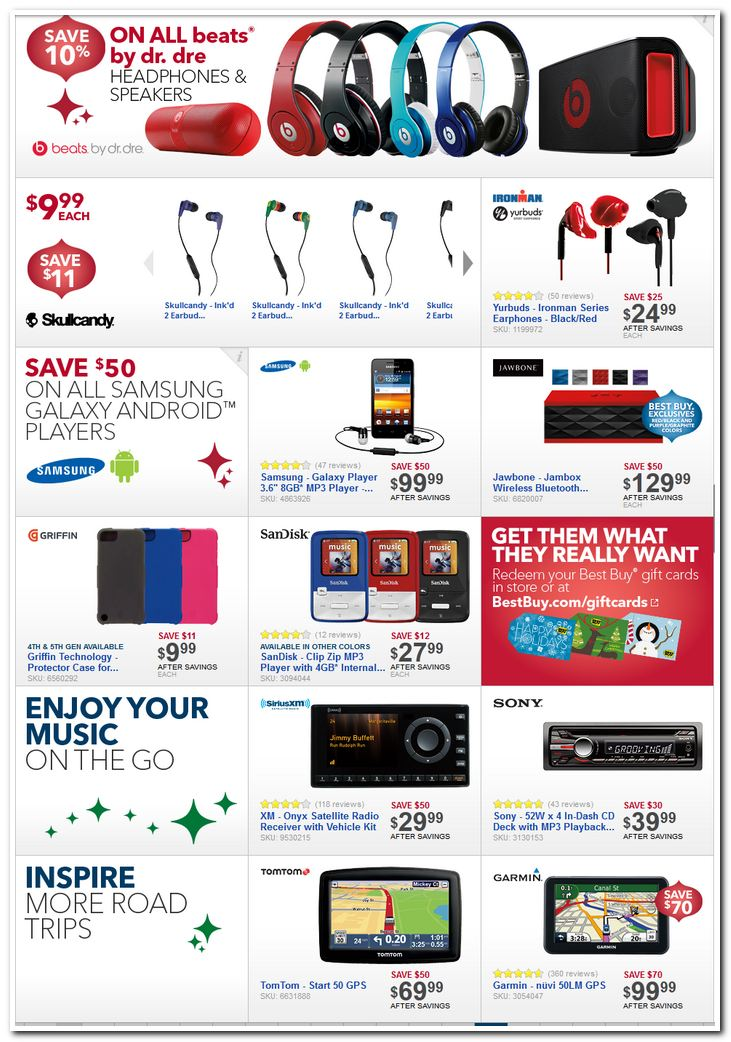 Best Buy Black Friday 2012 Ad Scan 16
