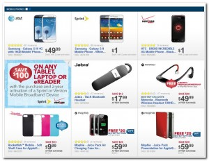 Best Buy Black Friday 2012 Ad Scan 17