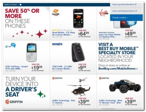 Best Buy Black Friday 2012 Ad Scan 18
