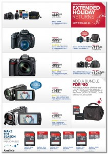 Best Buy Black Friday 2012 Ad Scan 19