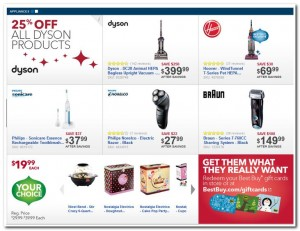 Best Buy Black Friday 2012 Ad Scan 22