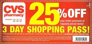 CVS Black Friday 2012 Ad Scan 01