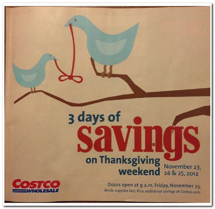 Costco Black Friday 2012 Ad Scan 01
