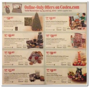 Costco Black Friday 2012 Ad Scan 12