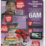 Thanksgiving Day 2012 Ads & Deals: Kmart