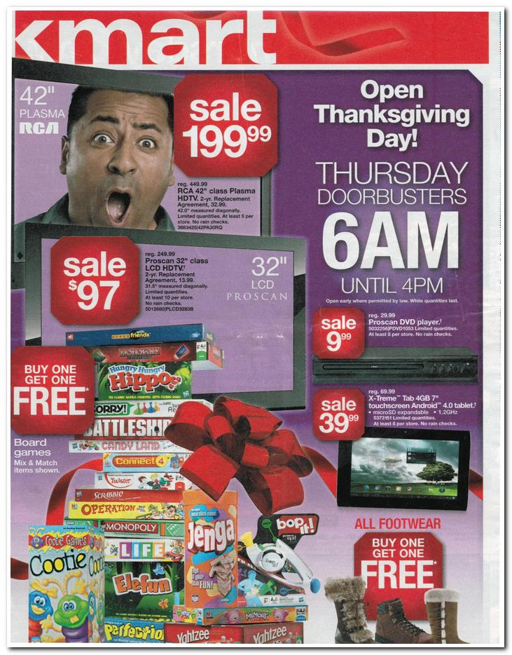 Kmart Black Friday 2012 Ad Scan 01