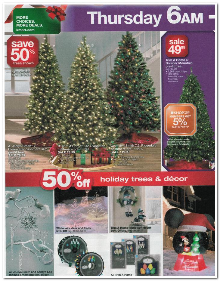 Kmart Thanksgiving Day 2012 Ad Scan & Deals