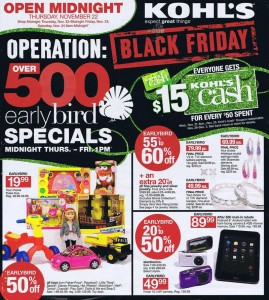 Kohls Black Friday 2012 Ad Scan 01