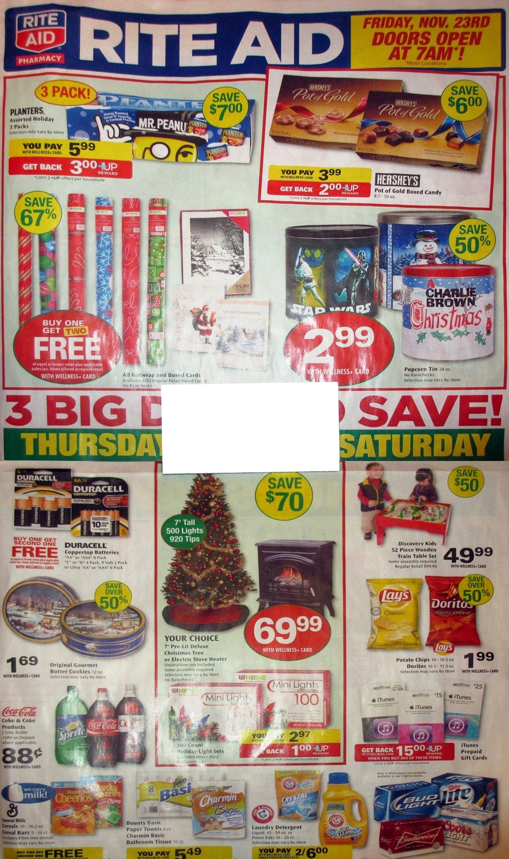 Rite Aid Black Friday 2012 Ad Scan 01