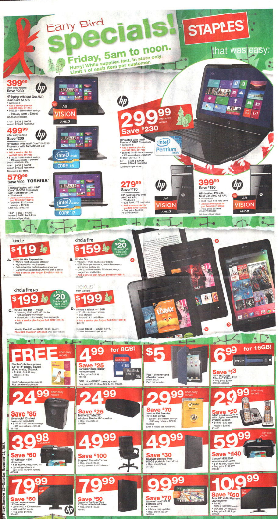 Staples Black Friday Ad Scan 01