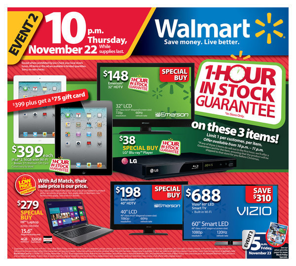 Walmart Black Friday Ad Scan 01