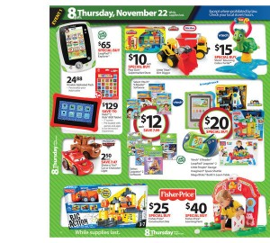 Walmart Black Friday 2012 Ad Scan 12